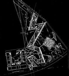 Daniel Libeskind. Ampliación del museo judio de Berlin.