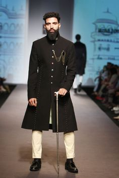 indian professional mens attire called a jodhpuri - Google Search