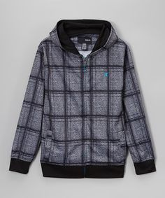 This Black Puerto Rico Mesh Hoodie - Infant, Toddler & Boys by Hurley is perfect! #zulilyfinds