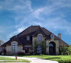 Plan W48007FM: European, Traditional, Photo Gallery, French Country House Plans & Home Designs