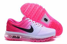 new concept 2bfff c117a chaussure nike air max femme,air max 2017 classic rose et blanche Nike Free  Shoes