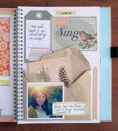OLW SMASH book - pages 7-8 | Flickr - Photo Sharing!