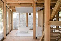 houseT/salonT / KimuraMatsumoto Architects Office