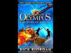 Heroes Of Olympus Book 3: The Mark Of Athena Full Audiobook Unabridged
