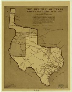 Old Texas Map 86 Best Texas Maps images in 2015 | Texas maps, Texas history