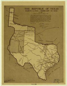Republic of Texas...