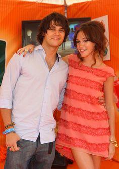 Candela Vetrano y Pablo Martínez