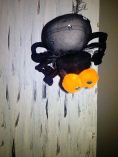 Chwat pająk się wspinał po rynnie....SPIDER DIY!