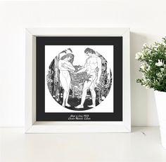 Frame, Home Decor, Art, Lilies, Picture Frame, Art Background, Decoration Home, Room Decor, Kunst
