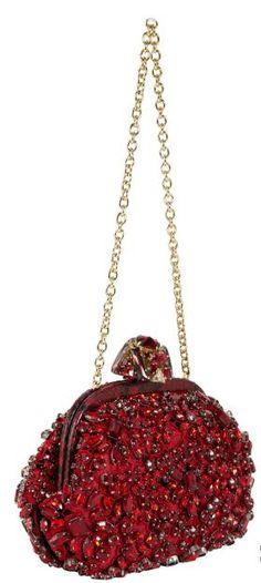 9cbf8a0c48 Dolce Gabbana Miss Dea Embellished Clutch
