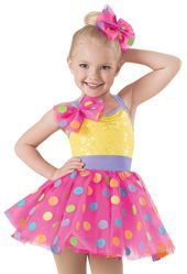 First Steps Recital Dance Costumes | Weissman™ Costumes