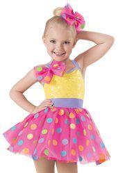 First Steps Recital Dance Costumes | Weissman™ Costumes