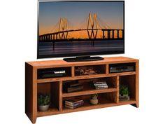 "Legends Furniture City Loft 66"" TV Console CL1209.GDO"