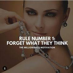 Rule number 1!! #themillionairesmotivation