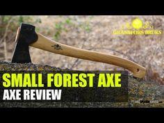 Gransfors Bruks Small Forest Axe (Bushcraft Survival Axe). http://www.osograndeknives.com/store/catalog/forest-axes/gransfors-bruks-420-small-forest-axe-leather-sheath-4234.html
