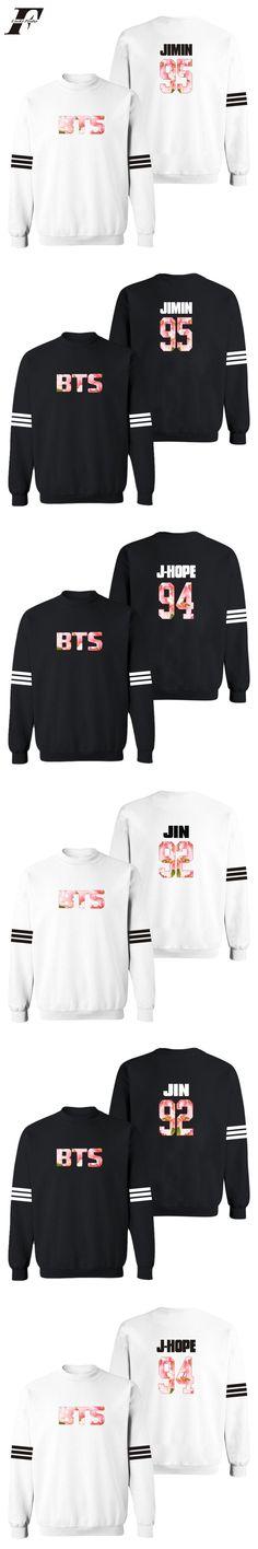 JIMIN JIN J-JOPE Capless Sweatshirt men Winter Popular BTS Singer men Hoodies Sweatshirts Bangtan Boys Idol Team 4XL Clothes
