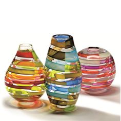 Beautiful Art Glass Vases  Enjoy & Be Inspired More Beautiful Hollywood Interior Design Inspirations To Repin & Share @ InStyle-Decor.com Beverly Hills Happy Pinning