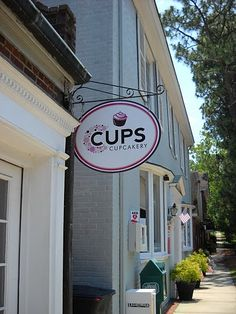 The absolute best cupcakes in the world!! CCups Cupcakery, Southern Pines, NC. Please visit us during your next stay in Southern Pines, NC: The #JeffersonInnSouthernPines