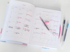 Jak si organizuji diář? | A Cup Of Style