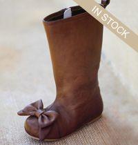 Maci Brown Boots