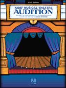 Kids' Musical Theatre Audition - Boys Edition (Softcover with CD)