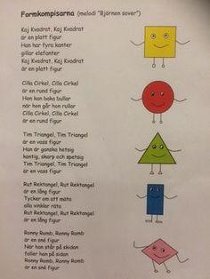 Bildresultat för lek med geometriska former