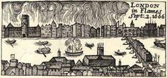 Image result for great fire of london