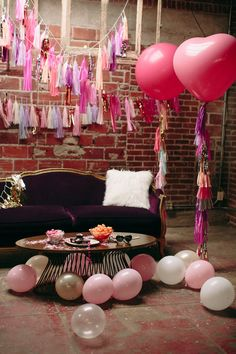 Galentine's Day party inspiration