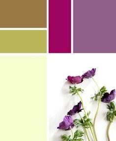Green-to-purple