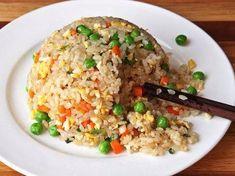 Egg fried rice (slimming world friendly)
