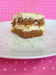 LIME-OS RÉPATORTA | Chez Sandra Vanilla Cake, Tiramisu, Cheesecake, Lime, Ethnic Recipes, Food, Limes, Cheesecakes, Essen