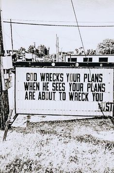 God's plans for you > Your plans for yourself. It might not make sense at the time, but God will certainly mess up the plans you have for… Bible Verses Quotes, Jesus Quotes, Faith Quotes, Life Quotes, Scriptures, Quotes Quotes, Grace Quotes, Forgiveness Quotes, Short Quotes