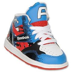 Cool Reebok Captain America!!