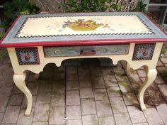 DIY-paint-furniture-table12