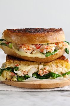 Lobster Grilled Cheese: 13 Grown-Ass Grilled Cheese Recipes