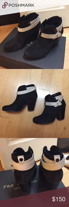 Rag and bone boots Rag and bone booties/ankle boots FINAL SALE NO RETURN rag & bone Shoes Ankle Boots & Booties