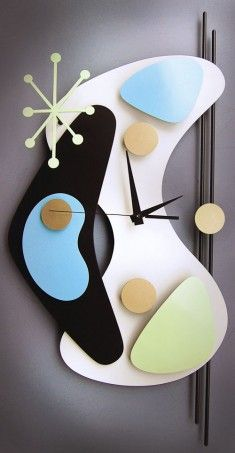 cute clocks here!                                                                                                                                                                                 More