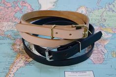 THE SLIM BELT BY CYRIL Sore Hands, Old Tools, Slim, Belt, Leather, Accessories, Collection, Fashion, Belts