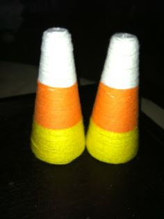 Simply Made...with Love: Candy Corn Craft