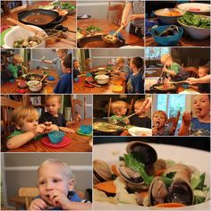 Hot Pot at Home-@Stacy of Paleo Parents.com-This looks like it would be so much fun with the kids! Paleo,Grain-Free,Gluten-Free and Primal!