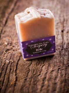 Southern Girl Handmade Soap