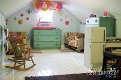 Lovely room - painted wood floors...  CRW_0602 by Lori Danelle, via Flickr