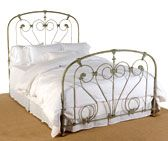 IRON BEDS - The American Iron Bed Co - Reproductions - American Dreams Iron Beds Pop Up Trundle, Antique Iron Beds, Victorian Irons, Cast Iron Beds, Mattress Frame, Headboards For Beds, Headboard Ideas, Bed Company, Bedroom Closet Design