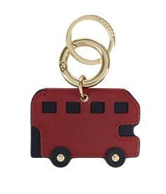 View the Bus Keyring Burberry Shoes, Burberry Bags, Leather Handbags, Leather Bags, Luggage Straps, Harrods, Real Leather, Personalized Items, Shoe Bag