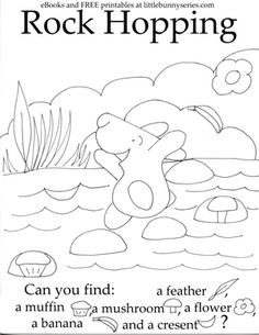 Coloring Sheets | Pinterest | Free preschool, Count and Number