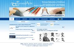 TerazulArte® es una marca mixta registrada y a través de ella, se ofrecen unos servicios basados en Técnicas Naturales y Artísticas, así como en Herramientas de Autoconocimiento.    Asimismo, tales servicios se caracterizan porque encierran una parte creativa adaptada al caso de cada Cliente y porque son combinables entre sí.