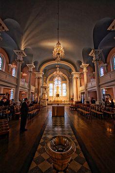St Paul's chapel New York City........WTC site
