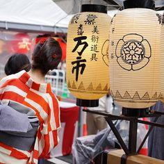 隊長‼️浴衣美人を発見しました‼️ #祇園祭 #長刀鉾 #お祭り #京都 #kyoto