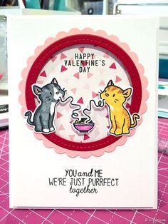 Make A Card | Todd's Valentine Card @ listgirl.com