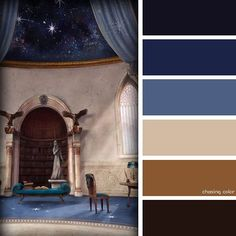 60 ideas bedroom aesthetic ravenclaw for 2019 Harry Potter Colors, Harry Potter Theme, Harry Potter Bedroom, Harry Potter Houses, Common Room, Woman Bedroom, Bedroom Themes, Bedrooms, Bedroom Ideas